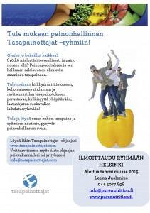 Leena Juslenius Tasapainottajat PHR yleisesite A4 1